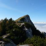 Trupejevo Poldne peak