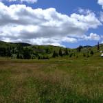 Cigansko Polje plateau