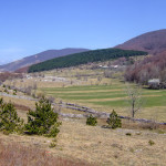 Raketa village and valley
