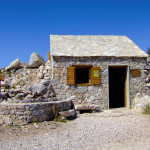 The rangers hut