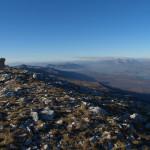 The peak of Svilaja named Bat