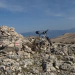 At Brestovica peak