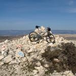 At Obzova peak