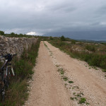The trail to Puntinak.