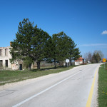 Gornje Peulje village.