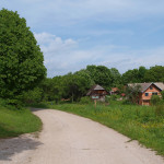 Šiljki village