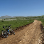 The trail from Livno to Cincar