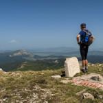 At Cincar peak