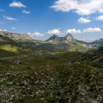 Durmitor mountian. Dobri Do valley.