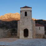 Sveta Lucija church on The Island of Krk