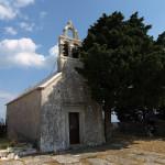 Next to Gornji Humac there is Sveta Marija chapel.