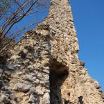 The ruins of Belecgrad tower