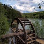 The water mill near Katići village