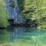 The spring of river Dobra