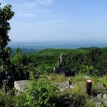 The view from Ivačka Glava peak