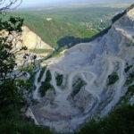 The quarry near Velika settlement