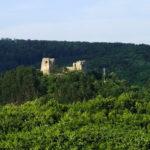 The ruins of Turski Grad fortress