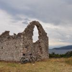The ruins of Sv. Marak chapel
