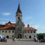 The church in Marija Bistrica