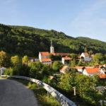 Pišece village