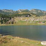 The lake Prokoško Jezero