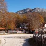 The junction in Vrbanj village.