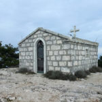 Sv Nikola chapel on The Island of Lošinj
