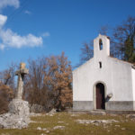 Sv Ivan chapel on The Island of Cres