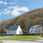 The birth house of Nikola Tesla in Smiljan village