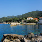 Kozarica village on The Island of Mljet