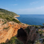Ulysses Cave (Odisejeva spilja) on The Island of Mljet