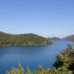 Rogač bay on The Island of Mljet