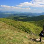 At Ozeblin peak