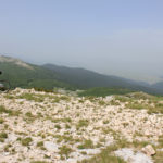 The view from Mali Vrh peak on Velika Golija mountain