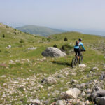 The descent to Bogodol on Čabulja mountain