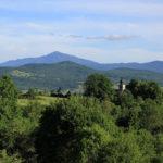 Smoljana village on Grmeč mountain