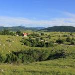 The section from Smoljana to Stankovići on Grmeč mountain