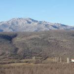 Crnopac summit and Krupa Monastery