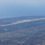 Ćilipi airport from Snježnica mountain