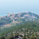 Zavala settlement on The Island of Hvar