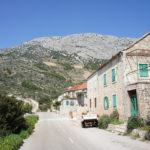 Ivan Dolac village on The Island of Hvar
