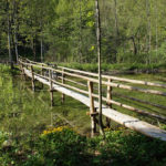 The bridge over Plitvica stream