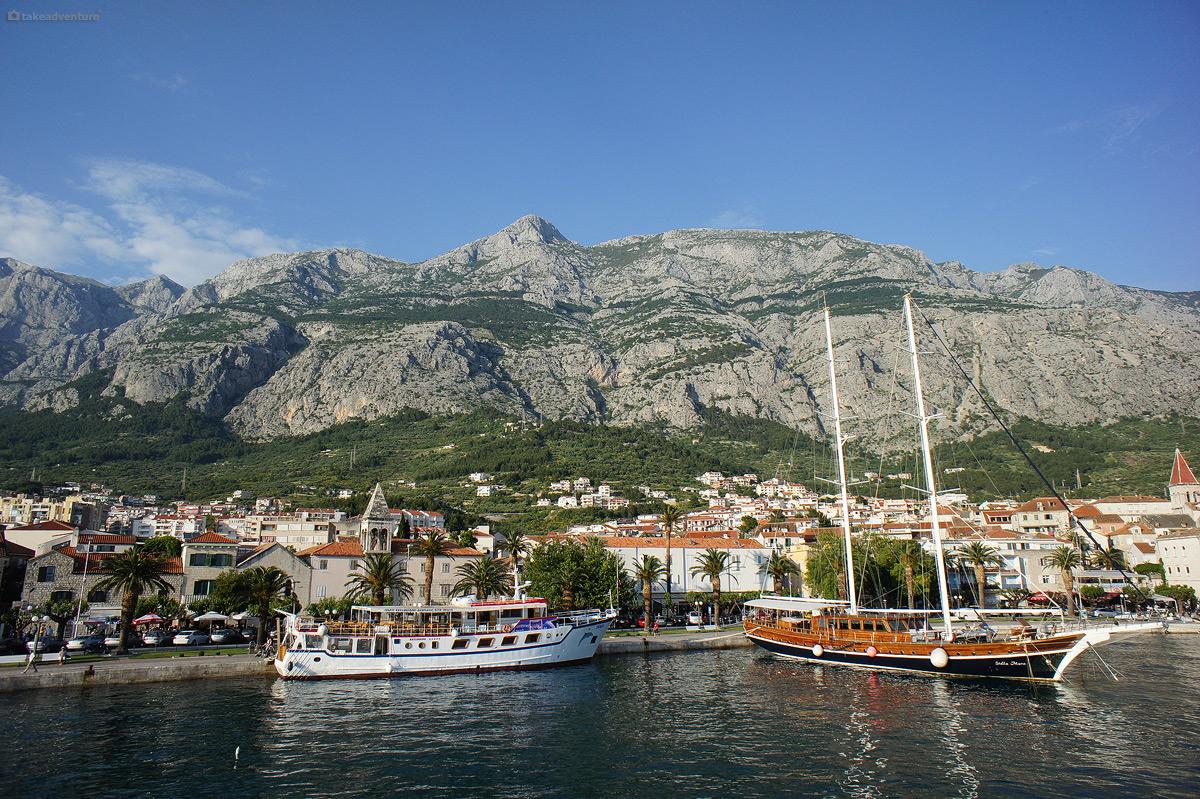 Makarska - Podbiokovlje - Takeadventure