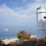 The light house at Cape Kremik