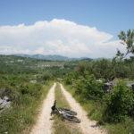 The descent to Kruševo