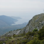 The view from Orlice to Grebaštica