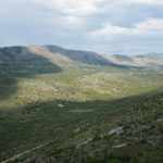 Grebaštica valley and Orlice hill