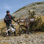 The junction on Velebit