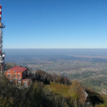 The view from Ivanščica