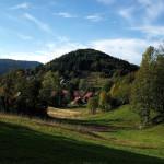 Brestova Draga village